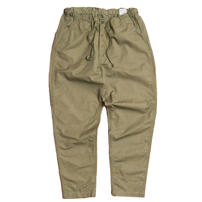 orSlow - Green Army New Yorker Pants