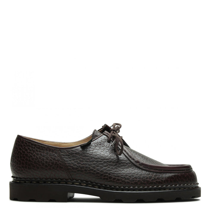 Paraboot - Marron Bison Michael Derby Shoe