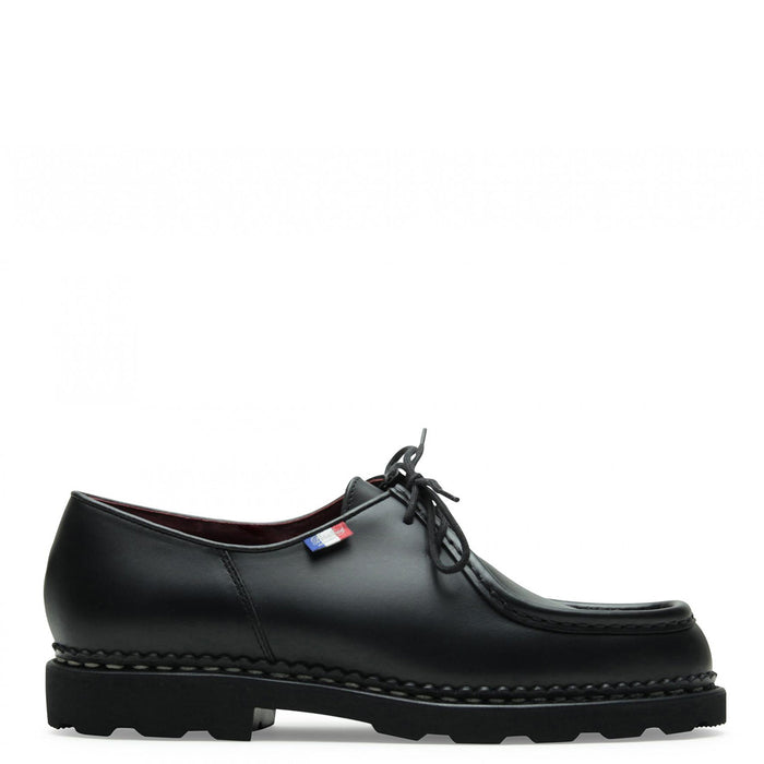 Paraboot - Black Calf Michael BBR Derby Shoe