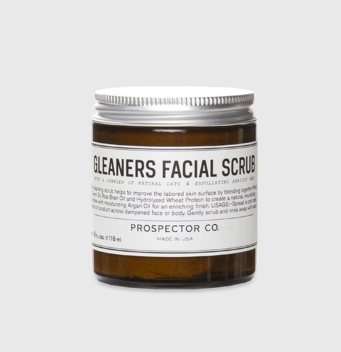 Prospector Co. - Gleaners Facial Scrub