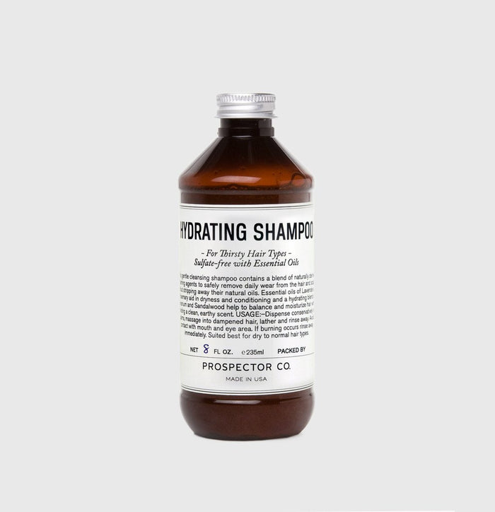 Prospector Co. - Hydrating Shampoo
