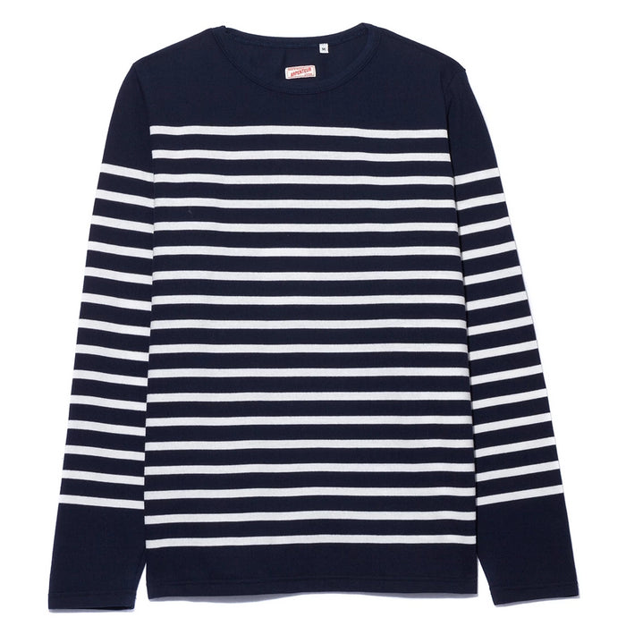 Arpenteur - Long sleeve Rachel Striped Shirt