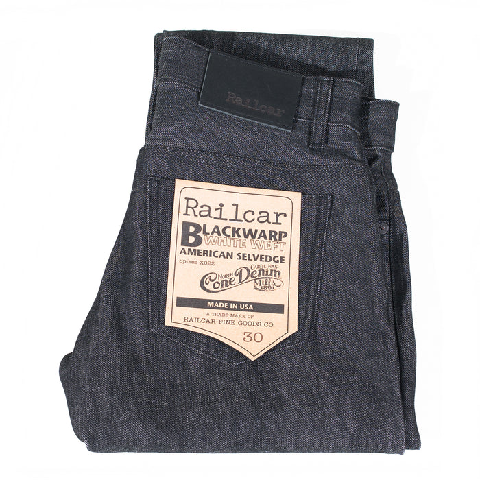 Railcar Fine Goods - Spikes X022 Selvedge Denim