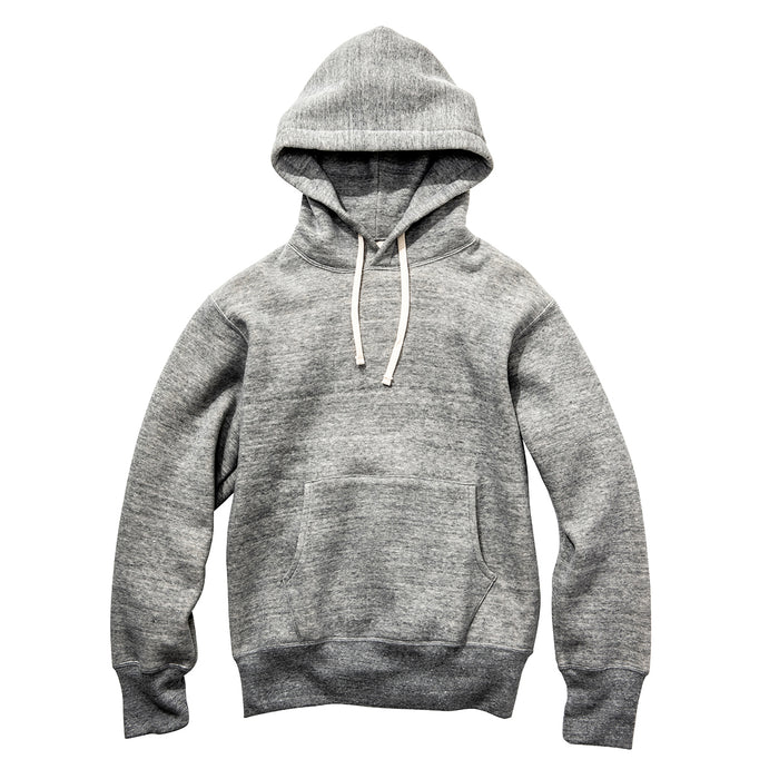 The Real McCoy's - 10 OZ Loopwheeled Grey Sweatshirt