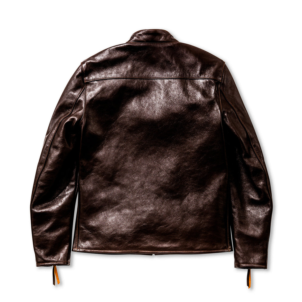 The Real Mccoy's - Buco J-100 Brown Leather Jacket