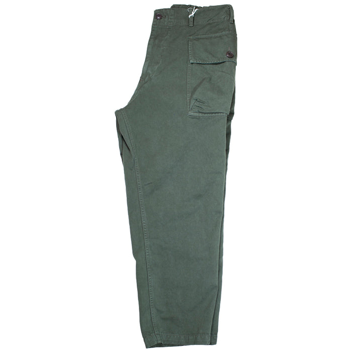 Sage de Cret - Army Green Cargo Pants