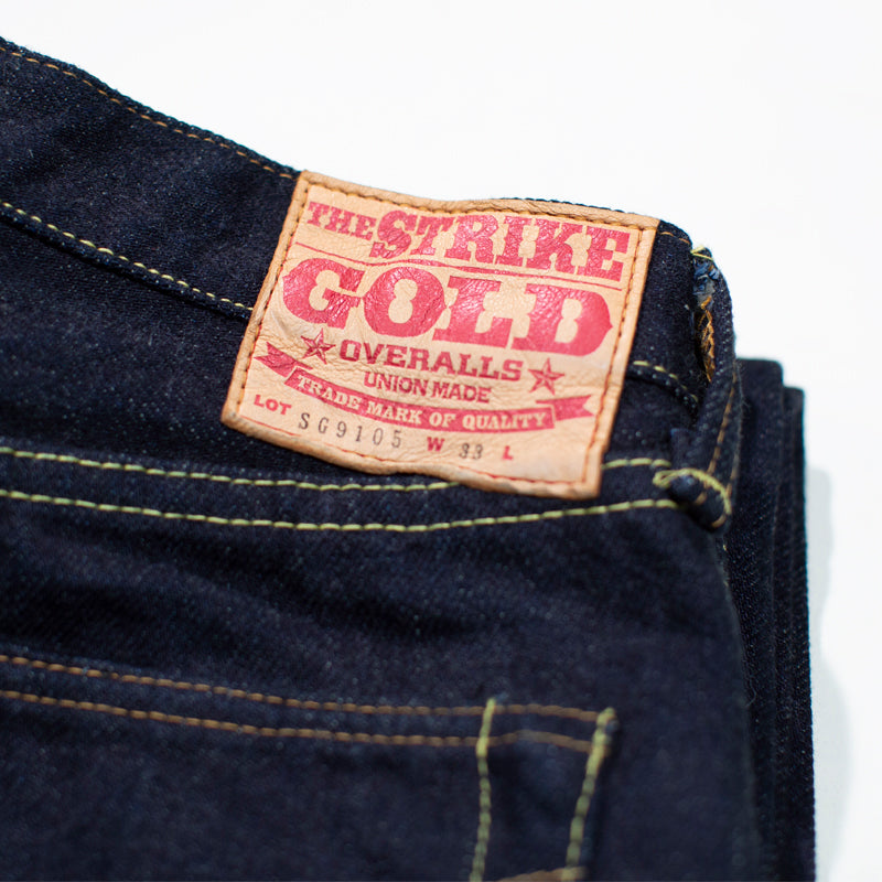The Strike Gold - SG 9105 24oz Straight Jeans
