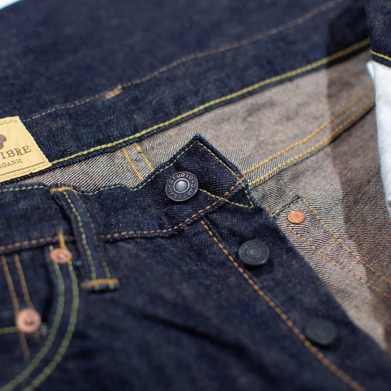 Studio D'artisan - SDA FOX-001 Selvedge Jeans - Relaxed Tapered