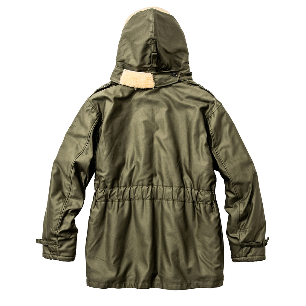The Real Mccoy's - TYPE B-11  Lined Winter Jacket
