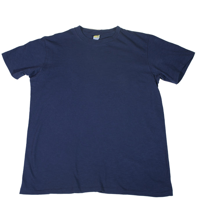 Velva Sheen - Navy Roll T-Shirt