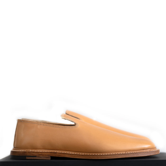 Viberg - Japanese Natural Calf Slipper 2010 Last
