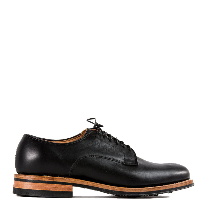 Viberg - Black Calf Derby Shoe 2030 Last
