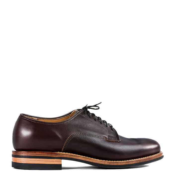 Viberg - Brown Calf Derby Shoe 2030 Last