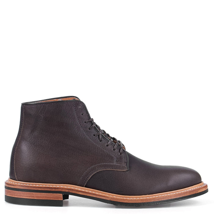 Viberg - Clove Oiled Calf Derby Boot 2020 Last