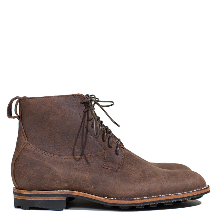 Viberg - Waxed Deer Country Derby Boot 2030 Last