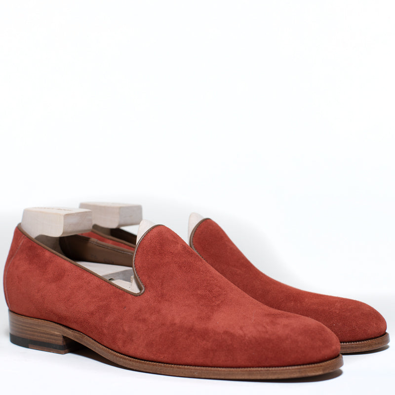 Zonkey Boot - Brick Suede Loafer 7 UK