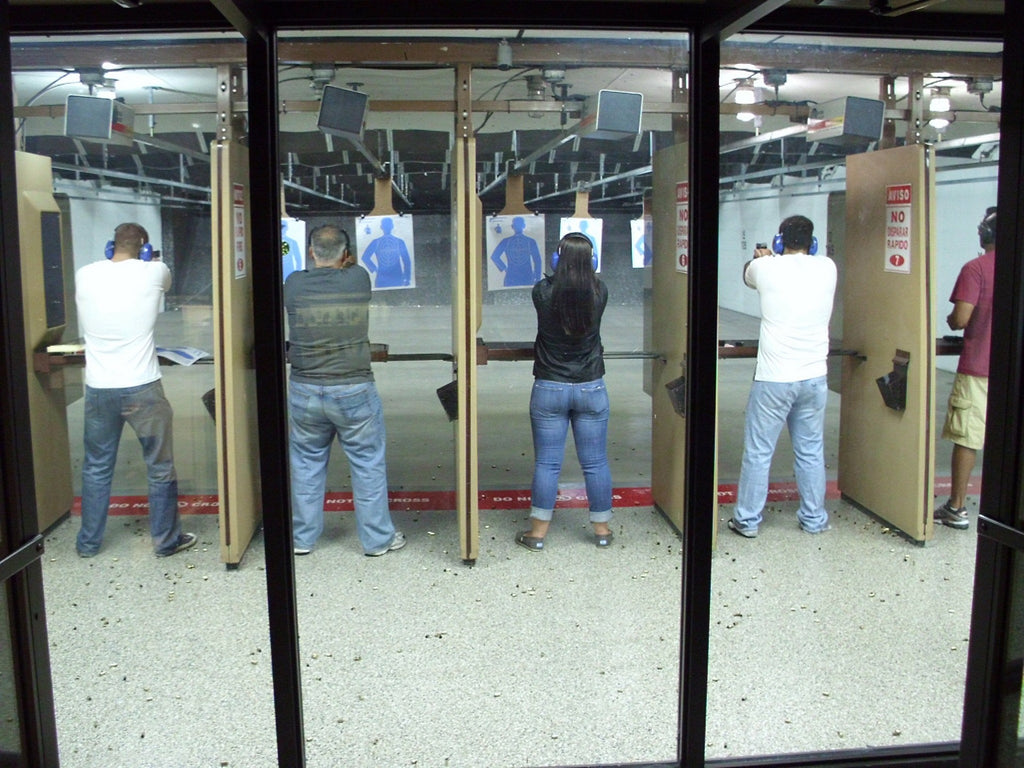 3  Skillful Ways to Show Up Your Friends at the Shooting Range