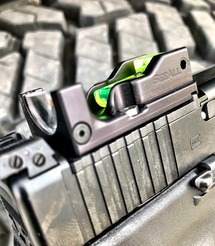 Tritium Night Sights