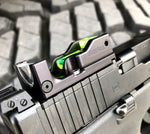 Mk3 Pistol Plate System Refurbished/Blem Sights