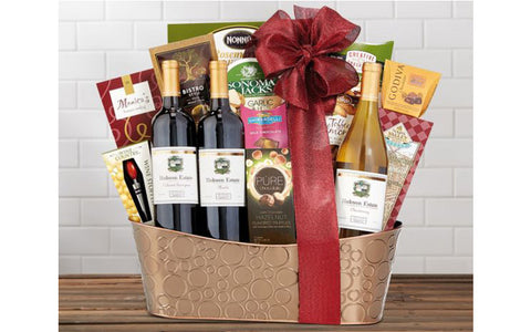 Wine Country Gift Baskets for Christmas