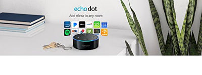 Echo Dot 2nd Generation Black