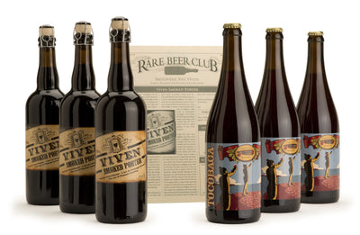 Beer of the Month Club 6 Rare Beers