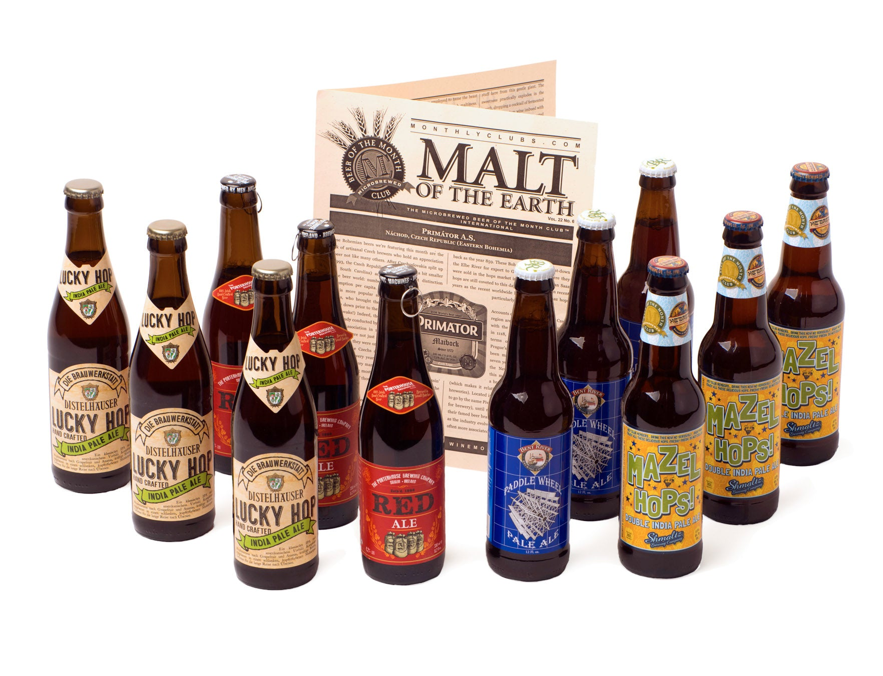 Beer of the Month Club - Find Unique Christmas Gifts