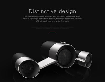 Bluedio US Deep Bass 3D Speaker System Distinctive Design