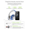 Bluedio T2 Air Bluetooth Lightweight Chic Headphones Long Lasting