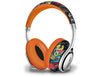 Bluedio T2 Air Bluetooth Lightweight Chic Headphones Graffiti
