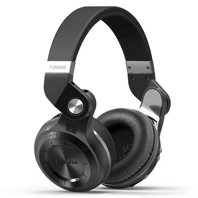 Bluedio T2s Wireless Bluetooth Headphones Black