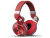 Bluedio T2s Wireless Bluetooth Headphones Red