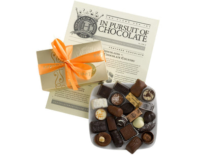 Chocolate of the Month Club Product Shot