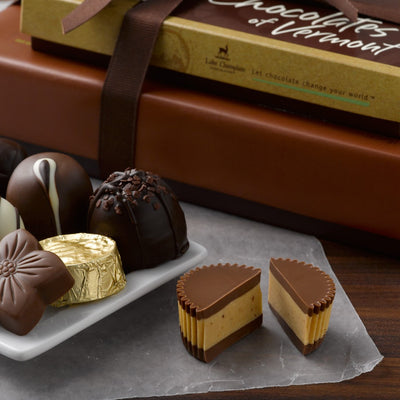 Chocolate of the Month Club Lake Champlain Chocolates