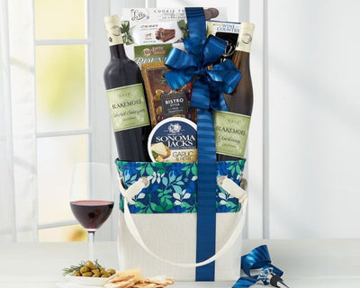 Christmas Gift Baskets Blakemore Winery Duet