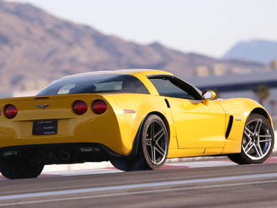 Cloud 9 Living Experience Gifts Exotics Cars Drive A Corvette At Full Speed