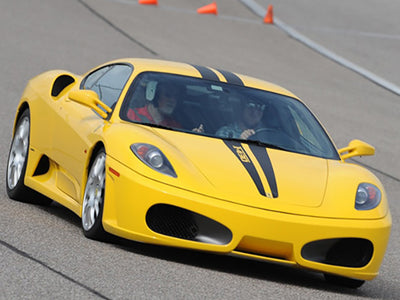 Cloud 9 Living Experience Gifts Exotics Cars Race a Ferrari F430