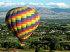 Cloud 9 Living Experiences Gifts Hot Air Balloon Rides Colorful Balloon With Mountains