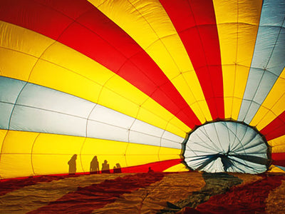 Cloud 9 Living Experiences Gifts Hot Air Balloon Rides Filling