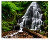 Fine Art Print Fairy Falls James K Watson Photography Uprint 8x10