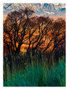Fine Art Print Fiery Fields James K Watson Photography_Uprint 6x8