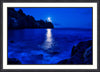 Fine Art Print Lighthouse Bay James K Watson Photography Framed Print