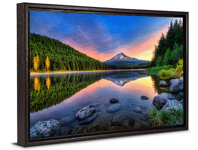 Fine Art Print Morning Glory James K Watson Photography Canvas Floater Frame