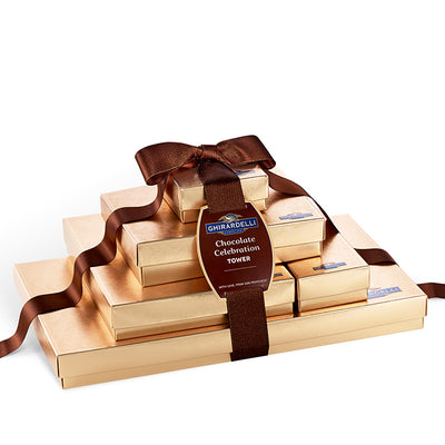 Ghirardelli Chocolate Celebration Tower