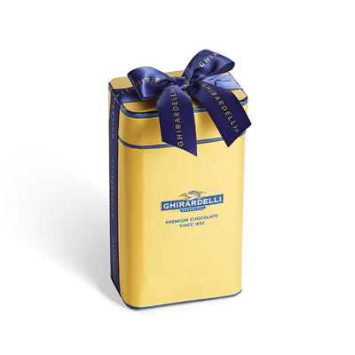 Ghirardelli Chocolate Signature Gold Gift Box 15pc