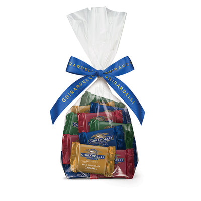 Ghirardelli Gift Bag 33 Assorted Chocolate Squares