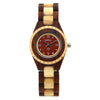 Handmade Women's Wood Watch Front View