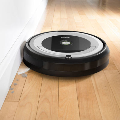 Irobot Roomba 690 Wi-Fi Connected Edge Cleaning