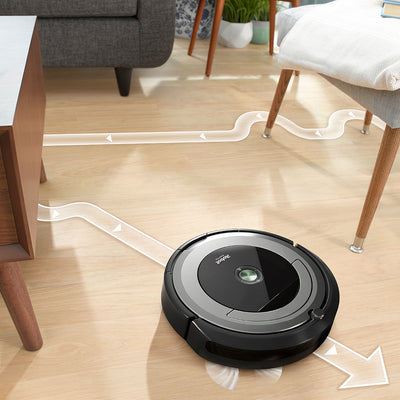 Irobot Roomba 690 Wi-Fi Connected Object Avoidance