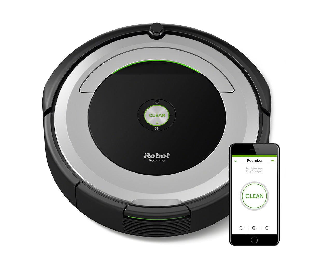 מקורי iRobot Roomba 960 Vacuum Cleaner - Find Unique Christmas Gifts AP-11